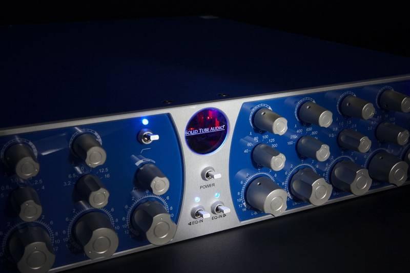 Test: Equalizer Solid Tube Audio Etna E1