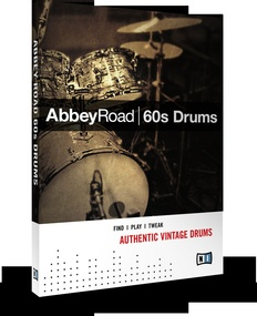 Kompakttest Sample-Library Native Instruments Abbey Road 60s und 70s Drums