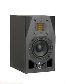 Test: Nahfeld-/Desktopmonitor ADAM A3X