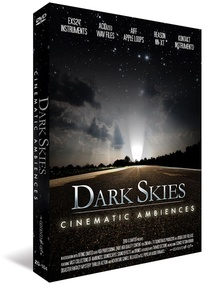 Kompakttest: Sample-Library Zero-G Dark Skies Cinematic Ambiences