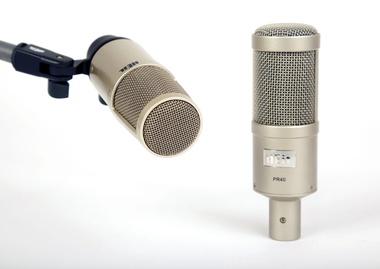 Test: Großmembranmikrofone Heil Sound PR-30 und PR-40