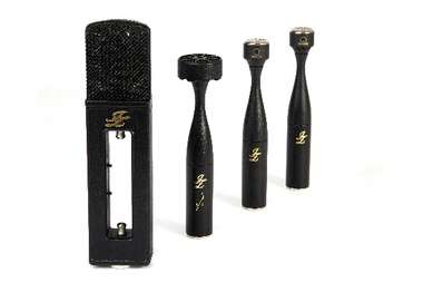 Test: Kondensator-Mikrofone JZ Microphones Black Hole 1s, BT-201/3, BT-301