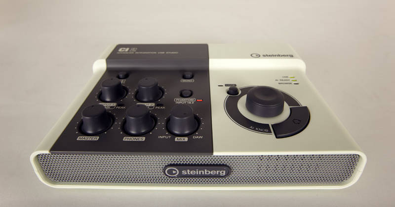 Test: Audio-Interface Steinberg CI2