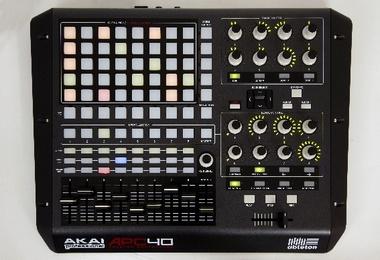 Test: Controller Akai APC40