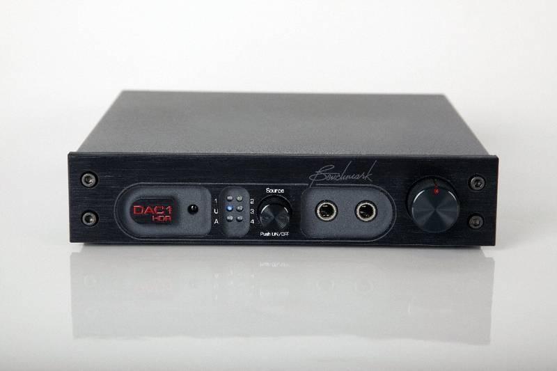Test: Digital-Analog-Wandler Benchmark DAC1 HDR