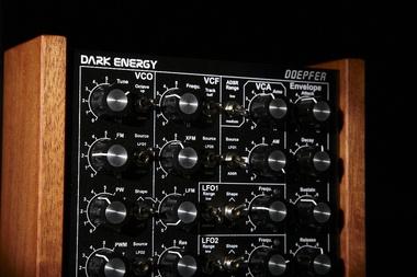 Test: Hardware-Synthesizer Doepfer Dark Energy