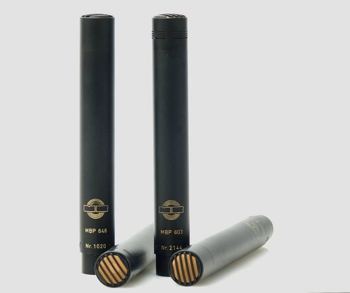 Test: Kleinmembran-Kondenstator MBHO KA100LK/KA200N/MBP603/MBP648