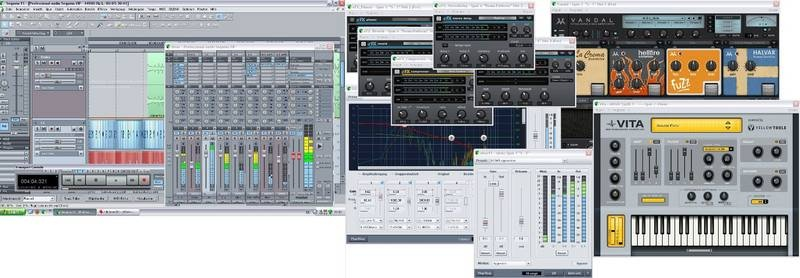 Test: Software-Sequenzer Magix Sequoia 11