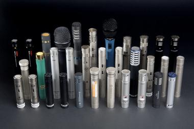 Vergleichstest: kostengünstige Kleinmembran-Mikrofone