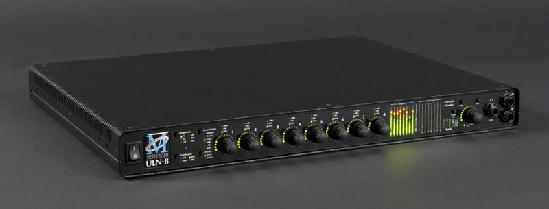 Test: Audiointerface Metric Halo ULN-8