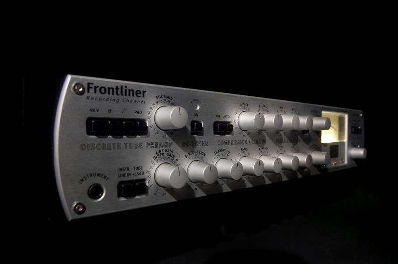 Test: Channelstrip SPL Frontliner Model 2800