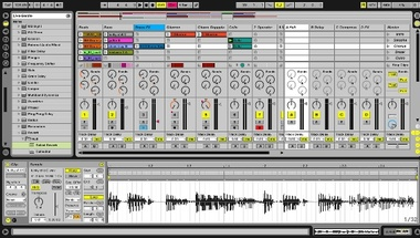 Test: Sequenzer.Software Ableton Live 8