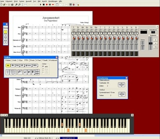 Test: Notations-Software Columbus Soft PriMus 1.0