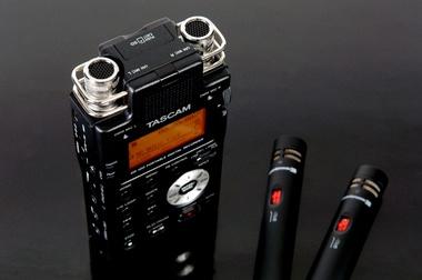 Test: Stand-alone-Recorder Tascam DR-100Test Tascam DR-100