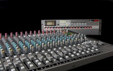 Test: Digitalmischpult Fostex LR16