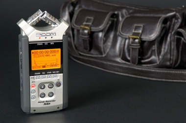 Test: Stand-Alone-Recorder Zoom H4n