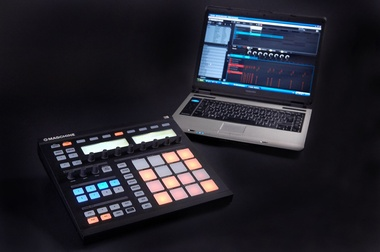 Test: Groove Box Native Instruments Maschine