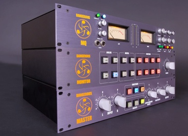 Test: Monitoring- /Mastering-Sytem  Dangerous Music Master_Monitor_MQ