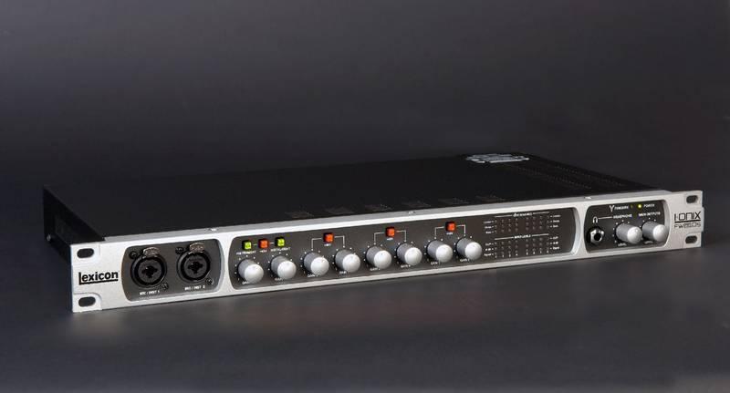 Test: Audio-Interface Lexicon I-Onix FW810S