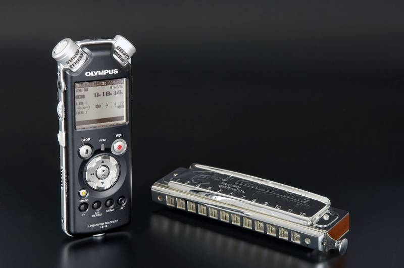 Test: Stand-Alone-Recorder Olympus LS-10