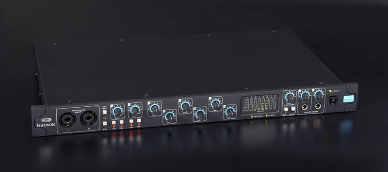Test: Audio-Interface Focusrite Saffire PRO 40