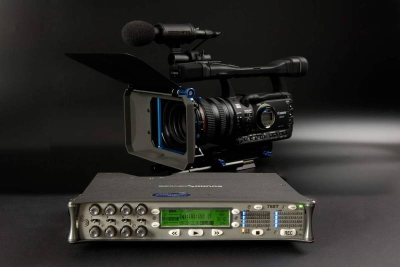 Test: Mobiler Achtkanal-Festplattenrecorder Sound Devices 788T