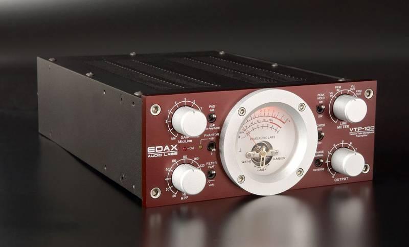 Test: Mikrofonvorverstärker Edax VTP-100