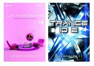 Kompakttest: Ueberschall LoungeOramA und Trance ID 2
