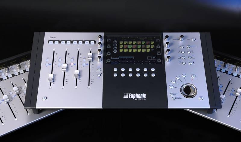 Test: Euphonix MC Control