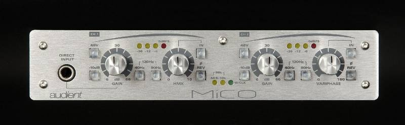Test: Audient MiCO