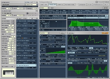 Test: Software-Sampler Yellow Tools Independence Pro
