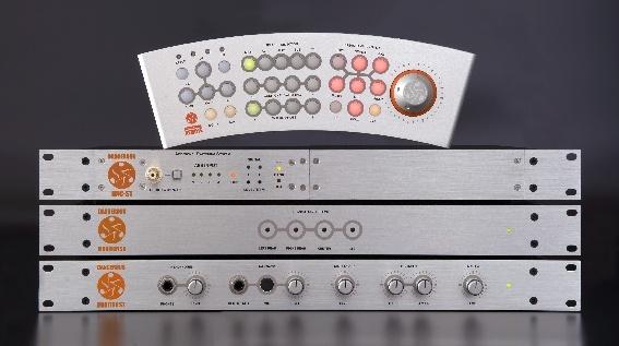 Test: Monitoring-System Dangerous Music Monitor