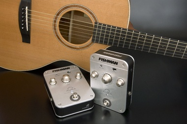 Test: Fishman Aura Imaging Pedals
