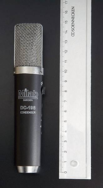 Test: Milab DC-196
