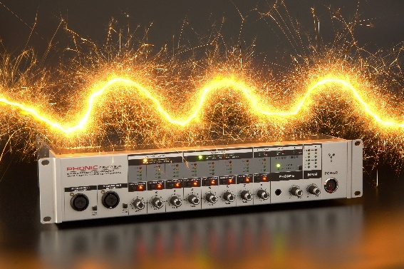 Test: Audio-Interface Phonic Firefly
