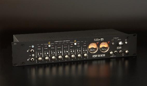 Test: Audio-Interface Line 6 Toneport UX8