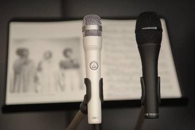 Test: Kleinmembranmikrofon AKG Elle C und Beyerdynamic TG-X 930