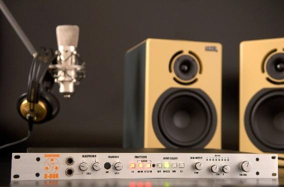 Test: Monitoring-System Dangerous Music D-Box