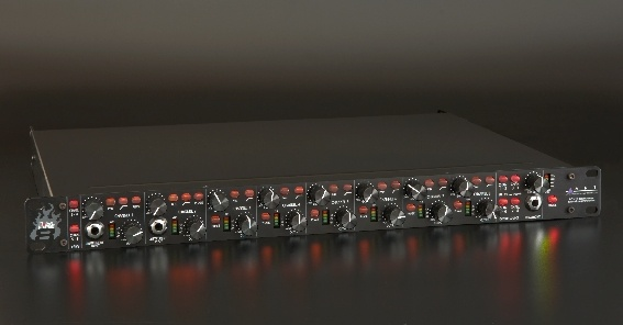 Test: Audio-Interface ART TubeFire 8