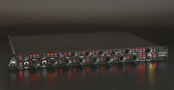 Test: Audio-Interface ART TubeFire 8