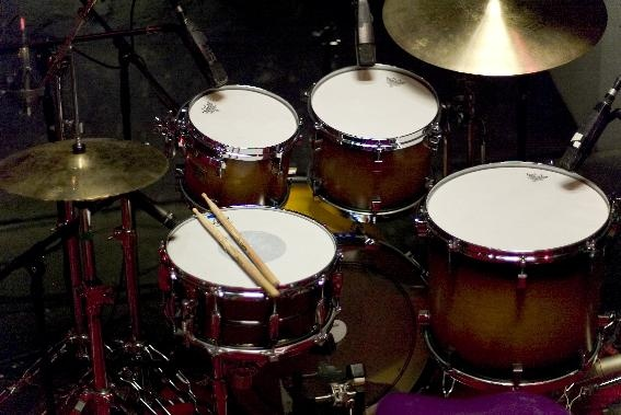 Test: Sample-Library Joe Barresi evil drums