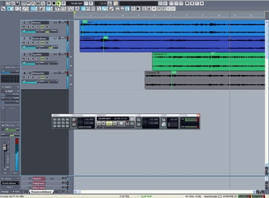Test: Cakewalk Sonar 6 Producer Edition