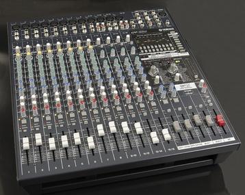 Test: Powermixer Yamaha EMX5016CF