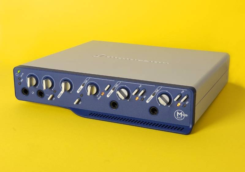 Test: Audio-Interface Digidesign Mbox 2 Pro