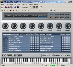 Test: Virtuelles Instrument Terratec Komplexer