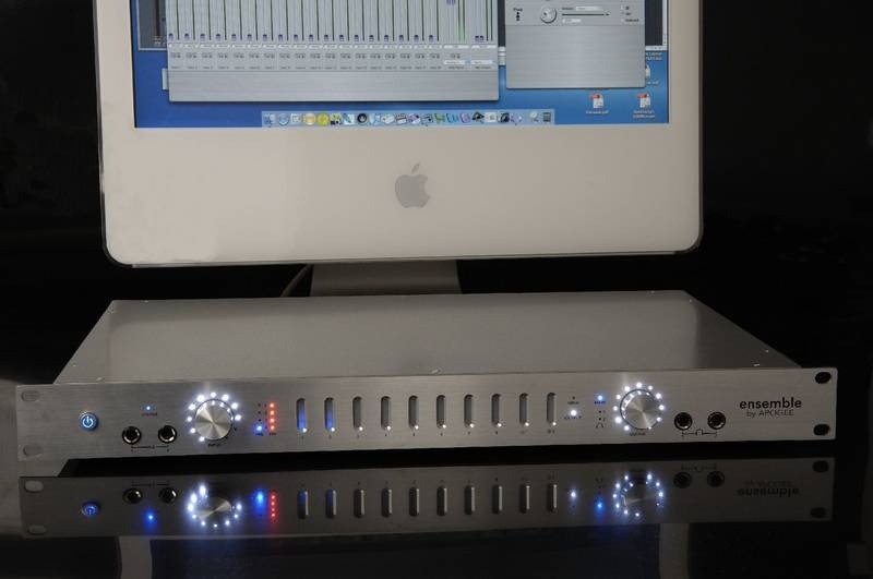 Test: Audio-Interface Apogee Ensemble