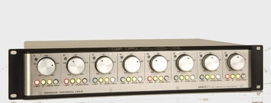 Test: Mikrofon-Vorverstärker Grace Design m801