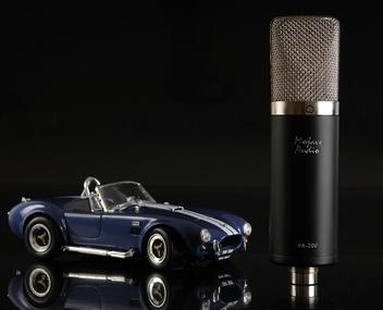 Test: Röhren- Großmembran-Kondensatormikrofon Mojave Audio MA-200