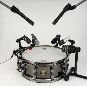 Test: Vergleich Drummikrofone