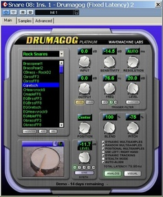 Test: Software-Tool Wavemachine Labs Drumagog Pro